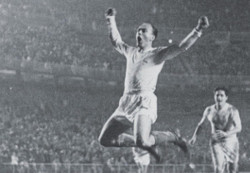 Matches de football de Di Stéfano