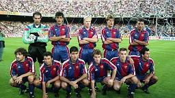 Dream Team football matches (1990-1994)
