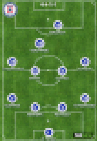 Away formation