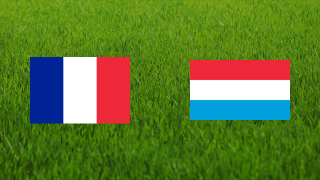 France vs. Luxembourg