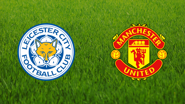 Leicester City vs. Manchester United 2014-2015 | Footballia