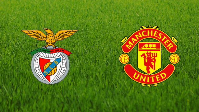 SL Benfica vs. Manchester United