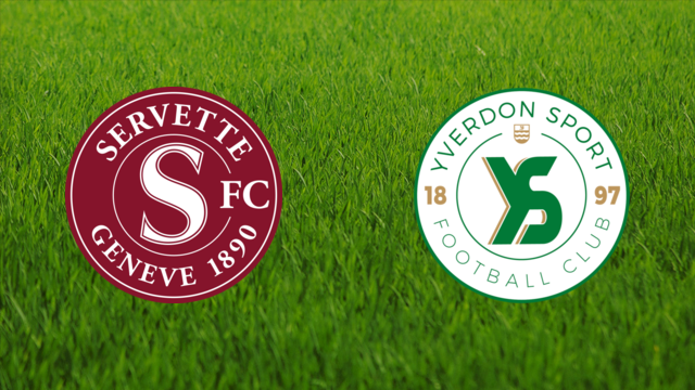 Servette FC vs. Yverdon-Sport
