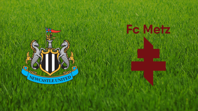 Newcastle United vs. FC Metz