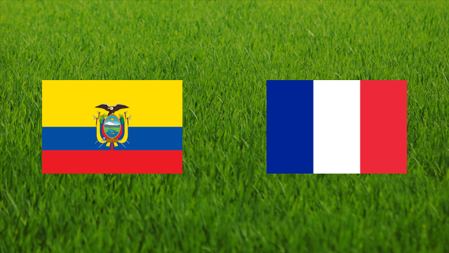 Ecuador vs. France
