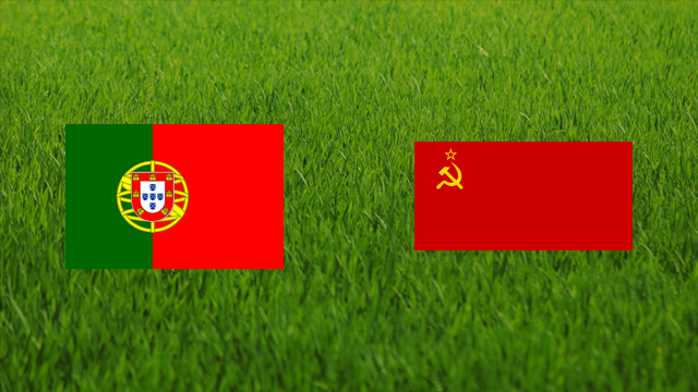 Portugal vs. Soviet Union