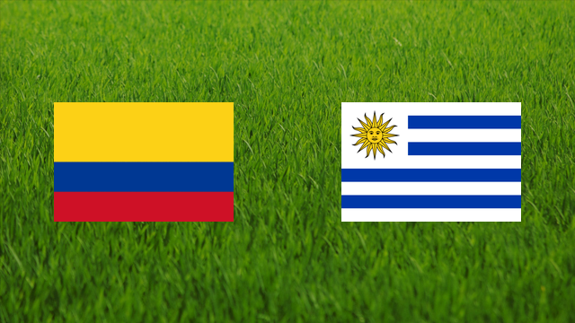 Colombia vs. Uruguay 2016 | Footballia