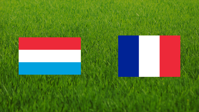 Luxembourg vs. France