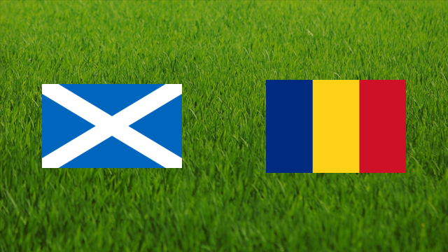 Scotland vs. Romania
