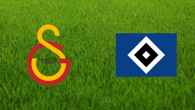 Galatasaray SK vs. Hamburger SV