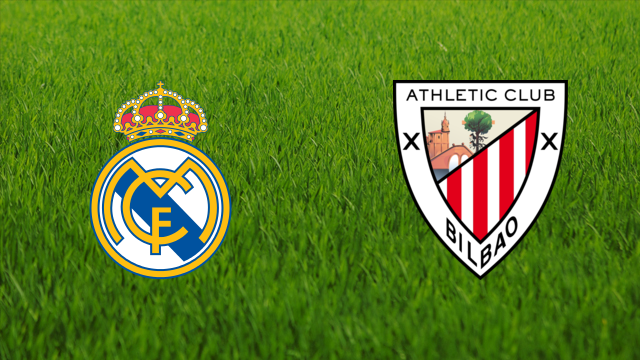 Real Madrid vs. Athletic de Bilbao