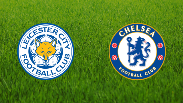 Leicester City vs. Chelsea FC 2015-2016 | Footballia