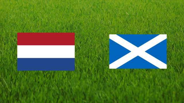 Netherlands vs. Scotland