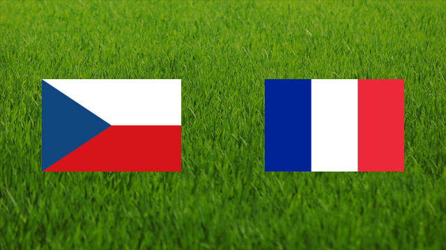 Czechoslovakia vs. France