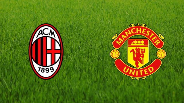 Ac Milan Vs Manchester United 2006 2007 Footballia