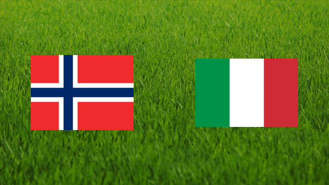 Norway vs. Italy