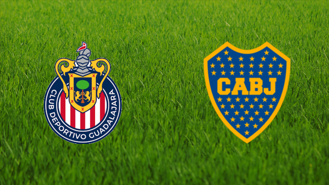 CD Guadalajara vs. Boca Juniors