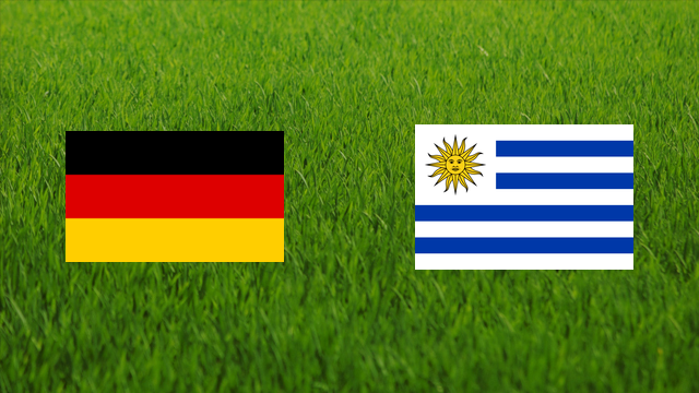 Germany vs. Uruguay